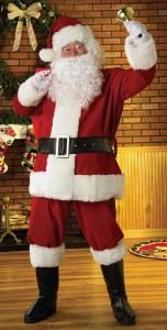 Luxury Father Christmas
