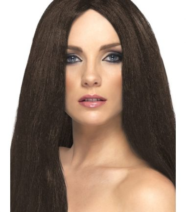 Star Style Wig, Brown