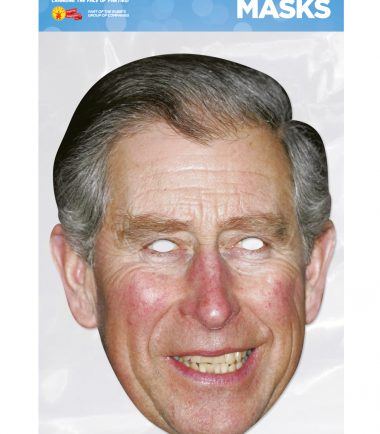Prince Charles Face Mask