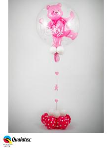 Baby Girl Bubble Deluxe Design