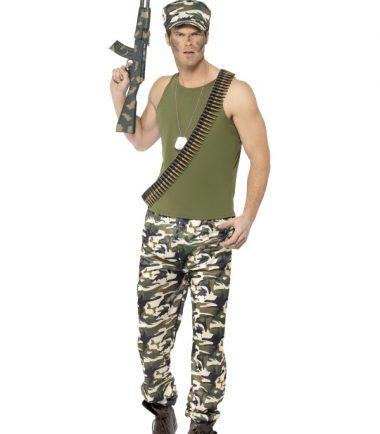 Economy Army Costume