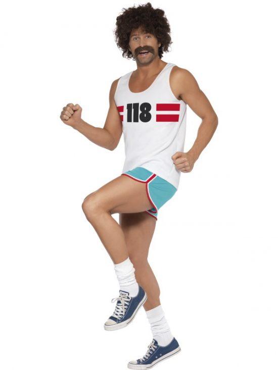118118 Runner Costume