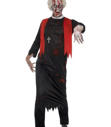 Men's Zombie High Priest Costume