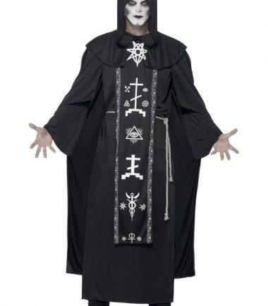 Dark Arts Ritual Costume