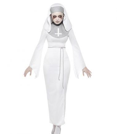 haunted asylum nun costume