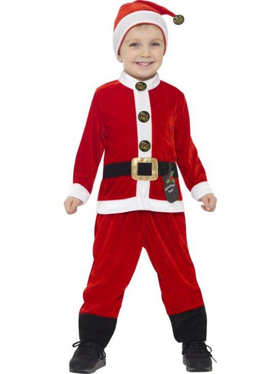Santa Toddler Costume