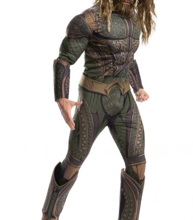 Adult Aquaman Wig & Beard Set