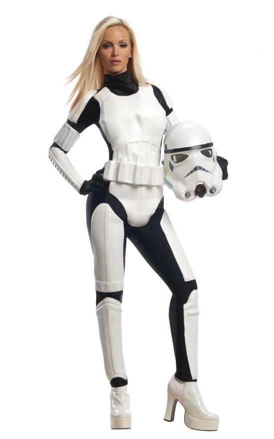 Female Stormtrooper