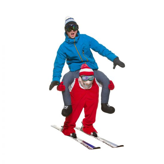 Carry Me Skier