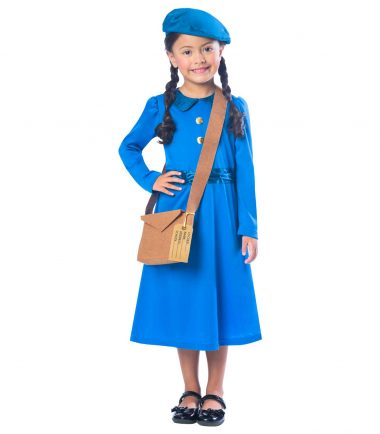 Evacuee Girl Costume