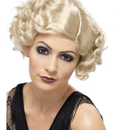 20s Flirty Flapper Wig