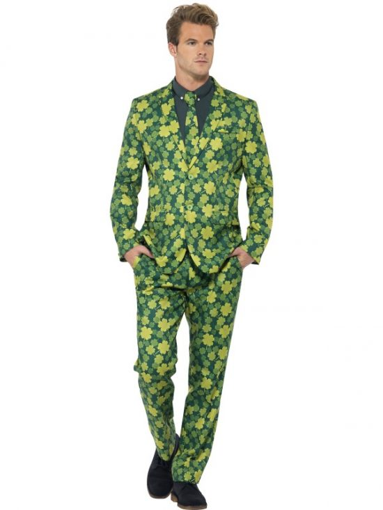 Men's Stand Out Shamrock Suit
