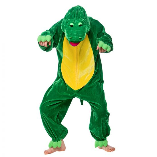 Child's Crocodile Costume