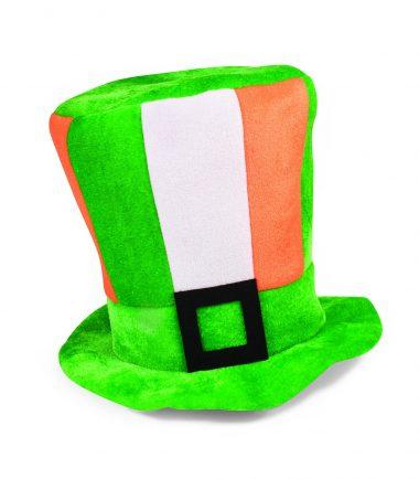 St Patrick's Tricolour Hat