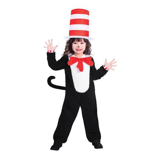 Cat In The Hat Jumpsuit