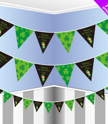 Happy St Patrick's Day Bunting