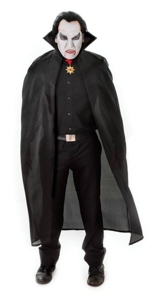 Black Vampire Cape