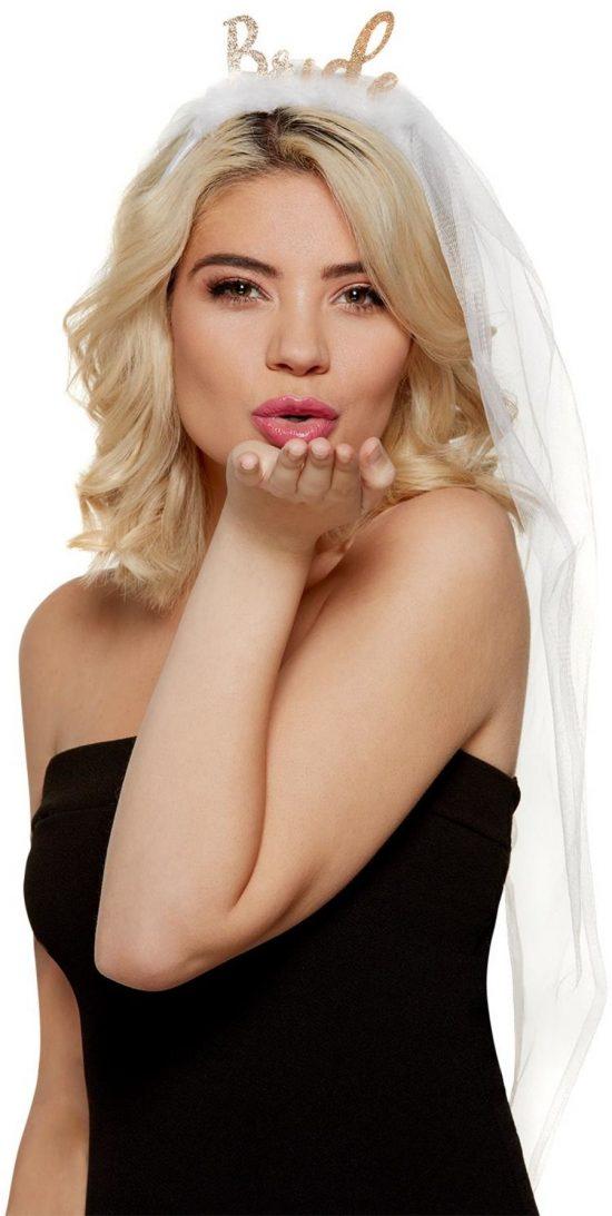 Bride Headband