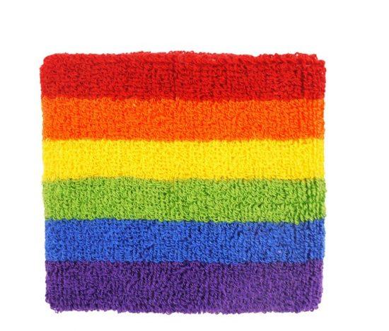 Rainbow Sweatband
