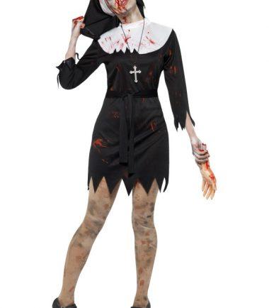 Ladies Zombie Sister Costume