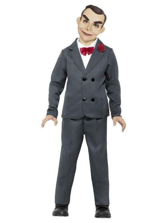Goosebumps Slappy the Dummy Costume
