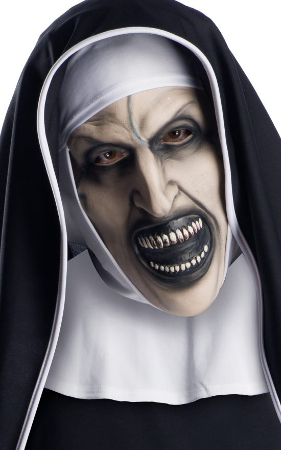 The Nun 3/4 Mask