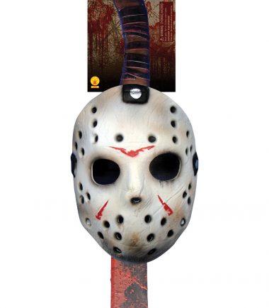 Jason Mask And Machete Set