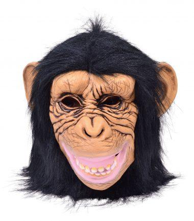 Latex Chimp Mask
