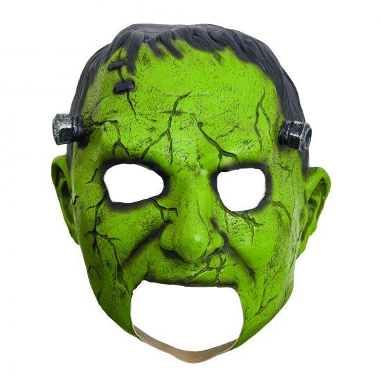 Frankenstein Half Face Mask