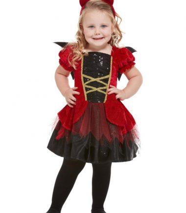 Toddler Devil Costume