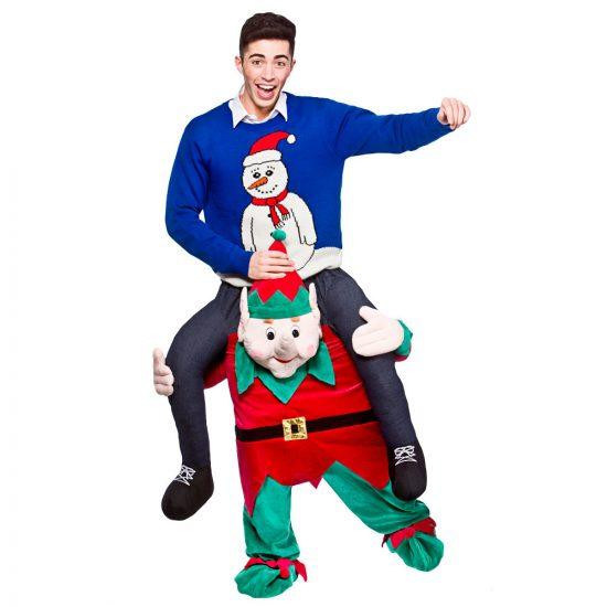 Carry Me Christmas Elf