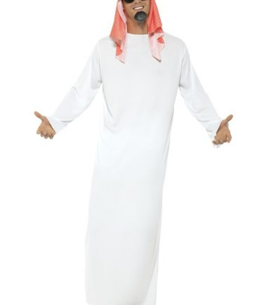 Fake Sheikh Men's Costume