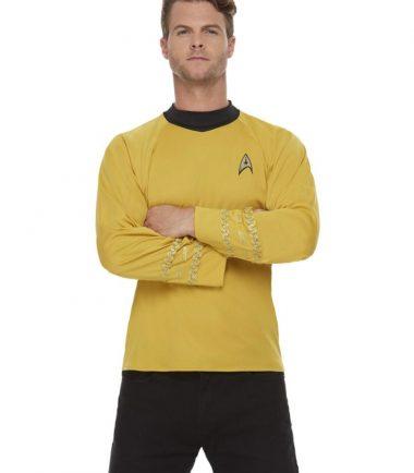 Star Trek Original Series Command Uniform