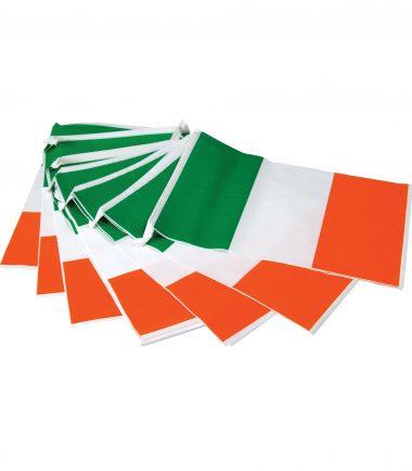 Ireland Flag Bunting 7m