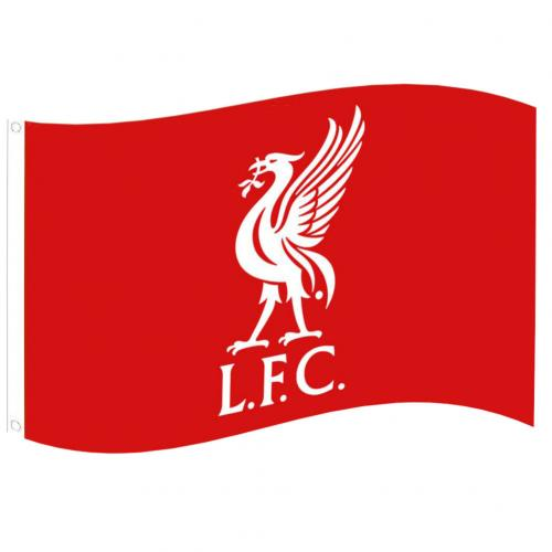 Official Liverpool Flag 5'x3'