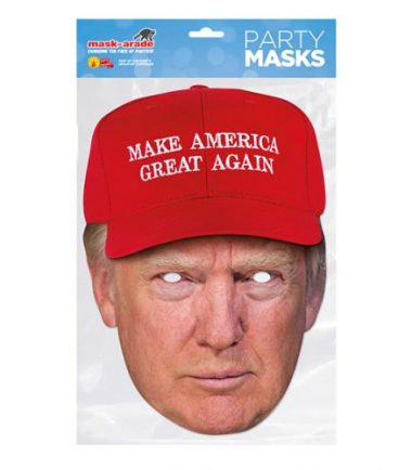 Donald Trump Face Mask. MAGA