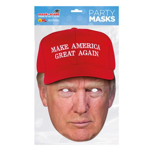 Donald Trump Face Mask.MAGA