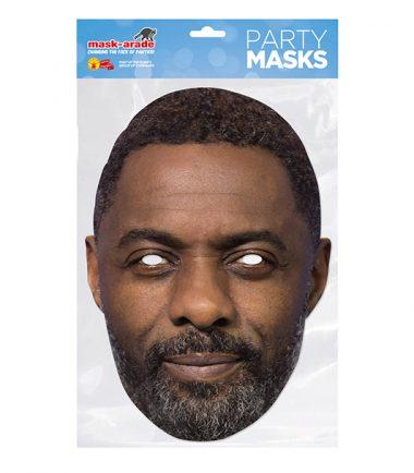 Idris Elba Face Mask