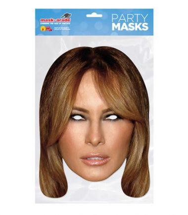 Melania Trump Face Mask.