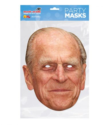Prince Philip Face Mask