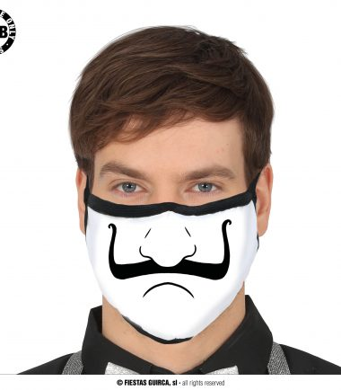 Salvador Dali Covid Safe Mask