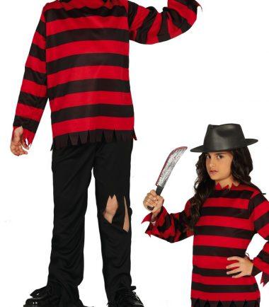 Child Nightmare Horror Costume