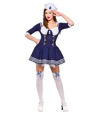 Hello Sailor Ladies Costume