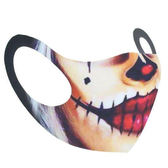 Broken Doll Covid Mask