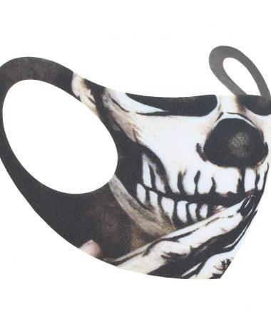 Skeleton Covid Mask