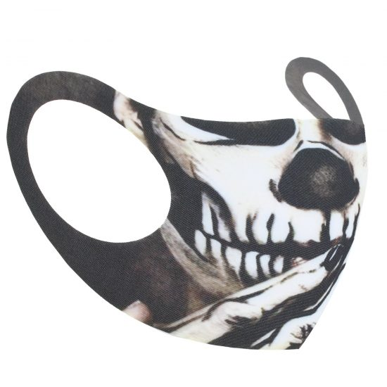 Skeleton Covid Mask