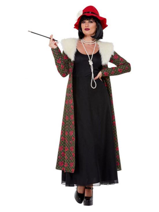 20s Gangster Moll Costume