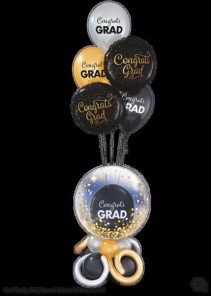 Graduation Deco Bubble Bouquet