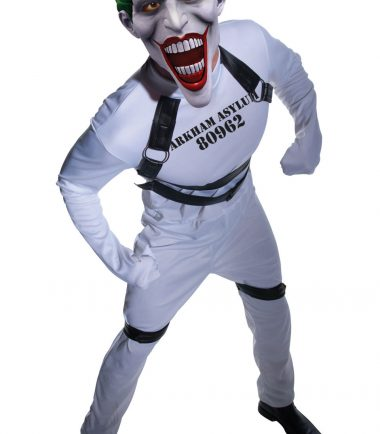 The Joker Straightjacket Costume