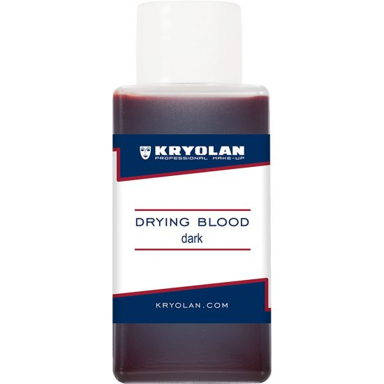 Dark Drying Blood